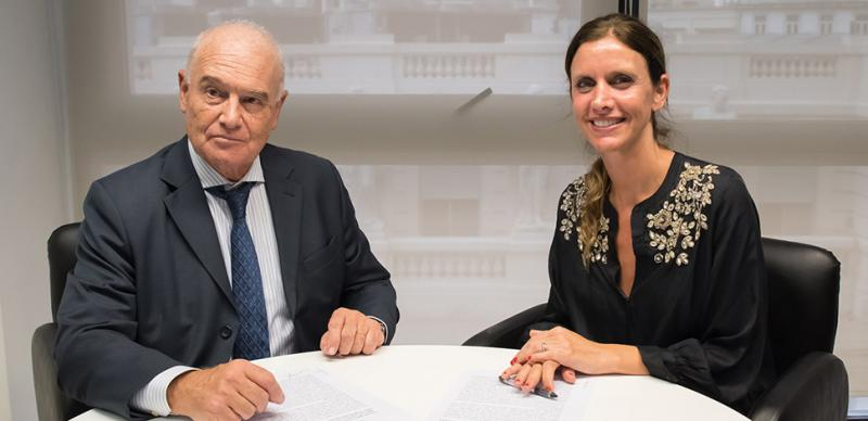Se firmó un Convenio con el Ministerio Público Fiscal de la Ciudad