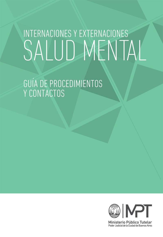 Internaciones y externaciones en Salud Mental