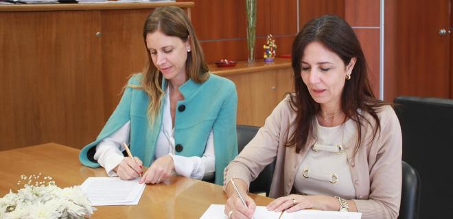 Se firmó un convenio con el Instituto Superior de Seguridad Pública