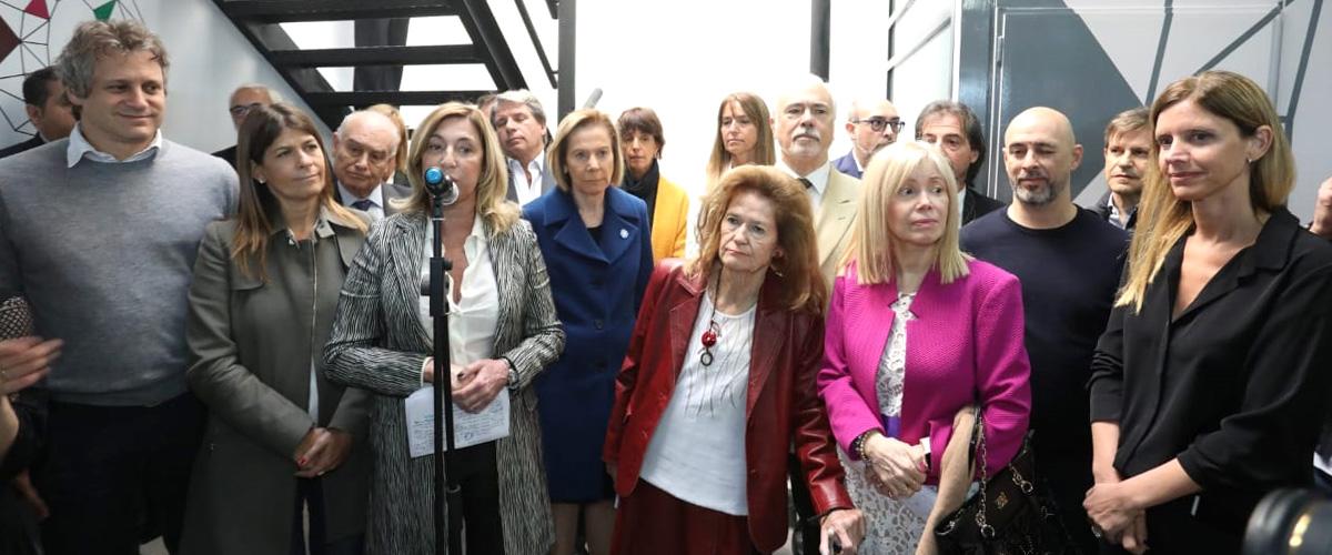 Se puso en funcionamiento el primer Centro de Justicia de la Mujer de la Ciudad (CJM)