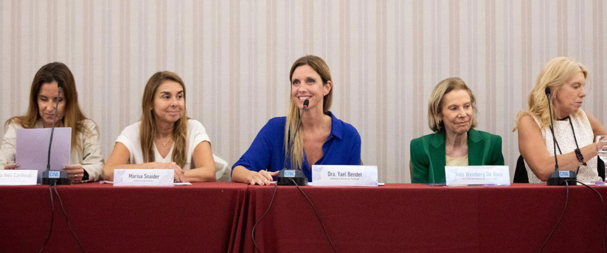 Encuentro de Mujeres de la Justicia