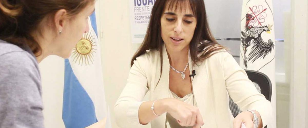 Entrevista a Fernanda Mattera, Coordinadora del Equipo Técnico Infanto Juvenil