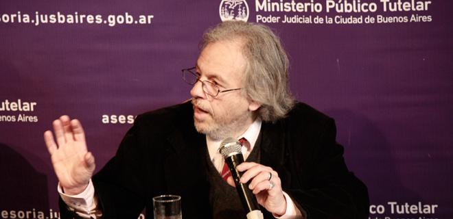 El Dr. Gustavo Gallo disertó sobre la Convención de los Derechos del Niño