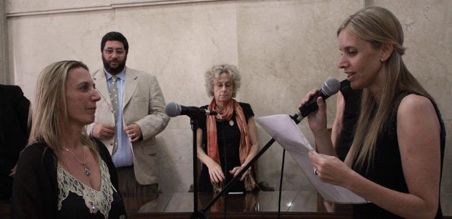 La Dra. Noris Pignata asumió como Asesora ante la Cámara Penal
