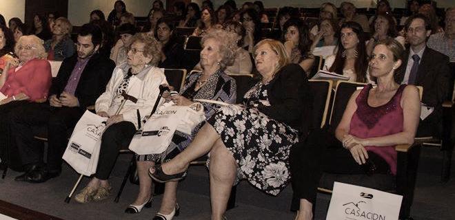 La Dra. Bendel participó del seminario de CASACIDN por los 25 años de la Convención