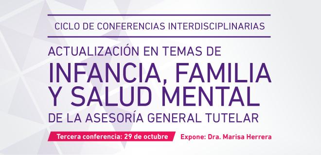La Dra. Marisa Herrera disertará en el Ciclo de Conferencias del MPT