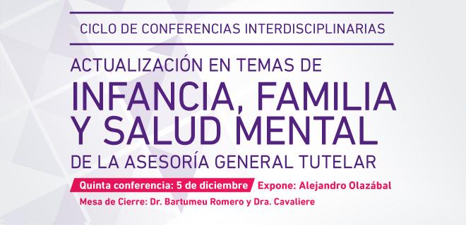 Última conferencia del Ciclo organizado por el MPT