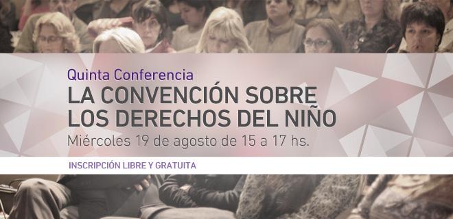 Quinta conferencia del MPT