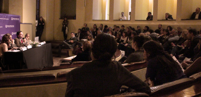 El derecho a ser escuchado en la primera conferencia del año del MPT