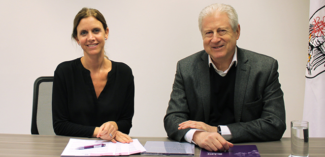 El MPT firmó un convenio con la Universidad de Palermo