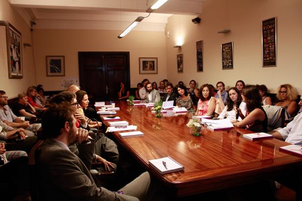 La Asesoría General Tutelar presentó el libro sobre sentencias judiciales colectivas