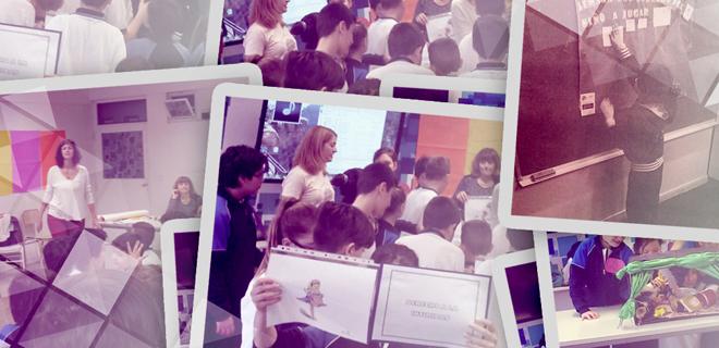 El MPT realizó talleres sobre los derechos de niñas y niños en el Instituto Vélez Sarsfield