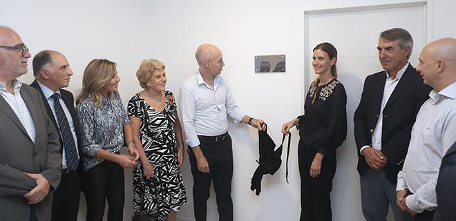 El MPT inauguró una Sala de Entrevistas Especializada